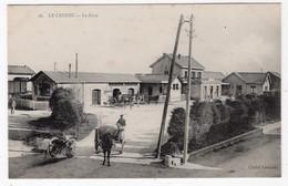 44 LOIRE ATLANTIQUE - LE CROISIC La Gare - Le Croisic