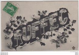 RUFFEC  MULTIVUES 1914 TBE - Ruffec
