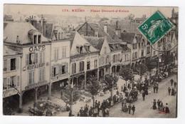 51 MARNE - REIMS Place Drouet-d'Erlon - Reims