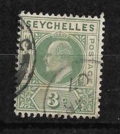 Seychelles       UK   N°  75  Oblitéré       B /TB Voir Scans Soldé Le Moins Cher Du Site  ! ! ! - Seychelles (...-1976)