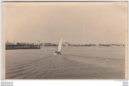 ROYAN PHOTO CARTE 1932 LES REGATES TBE - Royan