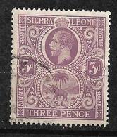 Sierra Léone        UK   N°  100  Oblitéré          B /TB Voir Scans Soldé Le Moins Cher Du Site  ! ! ! - Sierra Leone (...-1960)