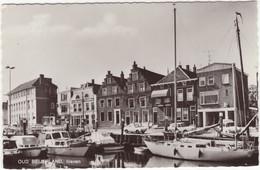 Oud Beijerland: FIAT 850 COUPÉ, RENAULT 8, DAF 33 COMBI, CITROËN DS, OPEL REKORD A - Haven - (Holland) - Turismo