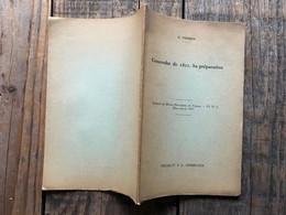 E. VOOSEN Concordat De 1801 Sa Préparation Extrait De Revue Diocèsaine De Namur T 11 N°2 1957 Bonaparte Napoléon Eglise - Histoire