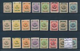 LITHUANIA MEMEL YVERT 185/208 LH - Litouwen