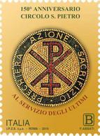 Italia - 2019 - Usato/used - Circolo S.Pietro - 2011-...: Usati