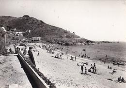"Spanje - Catalonië - Gerona/Rosas - Playa De ""Canyelles Perires"" - Zwart/wit - Gebruikt - Gerona"