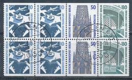 Berlin Heftchenblatt 22 Gestempelt Mi. 70,- - Gebruikt
