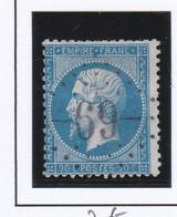 GC 69 ALMENECHES ( Dept 59 L' Orne ) S / N° 22 - 1849-1876: Classic Period