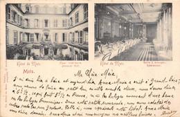 57-METZ-MULTIVUES HÔTEL DE METZ - Metz