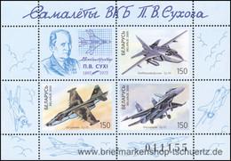 Belarus 2000, Mi. Bl. 19 ** - Bielorrusia