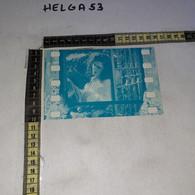 FB7120 ROMA 1986 TIMBRO TARGHETTA SETTIMANA INTERNAZIONALE CINEMA MUTO AUTOGRAFO ALDO FABRIZI - 1981-90: Marcophilia