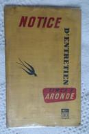 Notice Entretien Simca 9 Aronde - Supplies And Equipment