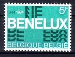 BELGIEN MI-NR. 1775 POSTFRISCH(MINT) MITLÄUFER 1974 - BENELUX - Ideas Europeas