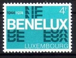 LUXEMBOURG MI-NR. 891 POSTFRISCH(MINT) MITLÄUFER 1974 - BENELUX - Ideas Europeas