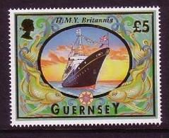 GUERNSEY MI-NR. 781 POSTFRISCH(MINT) SCHIFFE - Guernesey
