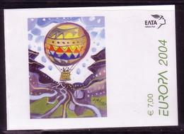 GRIECHENLAND MH 27 POSTFRISCH(MINT) EUROPA 2004 FERIEN - 2004