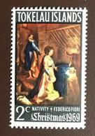 Tokelau 1969 Christmas MNH - Tokelau