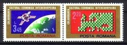 RUMÄNIEN MI-NR. 3189-3190 POSTFRISCH(MINT) MITLÄUFER 1974 - INTEREUROPA - Ideas Europeas