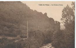 Vallée De L'Aisne - Les Roches à Frênes - Edit. L. Houmard-Henet, Aisne - Durbuy