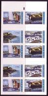SCHWEDEN MH MIT MI-NR. 2300-2303 POSTFRISCH(MINT) SOMMER IN PROVINZ BOHUSLÄN LEUCHTTURM BOOT - 1981-..