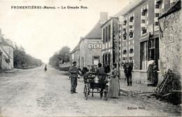 51 - FROMENTIERES - LA GRANDE RUE - Other Municipalities