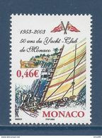 ⭐ Monaco - YT N° 2384 - Neuf Sans Charnière - 2003 ⭐ - Unused Stamps