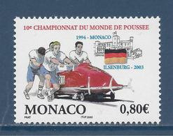 ⭐ Monaco - YT N° 2385 - Neuf Sans Charnière - 2003 ⭐ - Unused Stamps