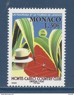 ⭐ Monaco - YT N° 2386 - Neuf Sans Charnière - 2003 ⭐ - Unused Stamps