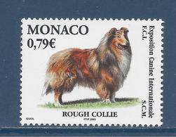 ⭐ Monaco - YT N° 2388 - Neuf Sans Charnière - 2003 ⭐ - Unused Stamps