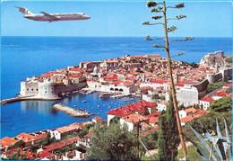 EX. YU. Croatia. Dubrovnik. `Inex Adria Aviopromet`. - 1946-....: Modern Era