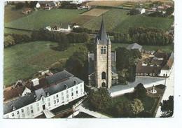 Pottes Vue Aérienne Eglise - Ath