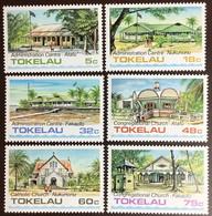 Tokelau 1985 Public Buildings MNH - Tokelau