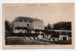 - CPA LE BOIS-D'OINGT (69) - Maison De Convalescence Des Assurances Sociales MON REPOS - Photo Poussin - - Le Bois D'Oingt