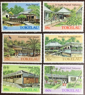 Tokelau 1986 Public Buildings MNH - Tokelau