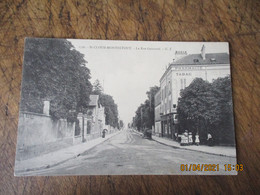 92 Saint Cloud Montretout Rue Gounod - Saint Cloud