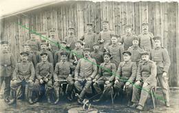 14-18.WWI - Carte Photo Allemande -   Frontfoto  Priesterwerfer Granatwerfer - Guerra 1914-18