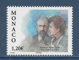 ⭐ Monaco - YT N° 2408 - Neuf Sans Charnière - 2003 ⭐ - Unused Stamps