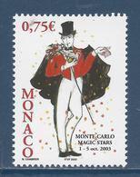 ⭐ Monaco - YT N° 2409 - Neuf Sans Charnière - 2003 ⭐ - Unused Stamps