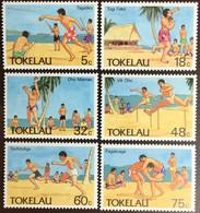 Tokelau 1987 Sports MNH - Tokelau