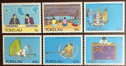 Tokelau 1988 UN Political Development MNH - Tokelau