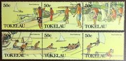 Tokelau 1989 Food Gathering MNH - Tokelau