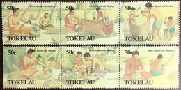 Tokelau 1990 Men's Handicrafts MNH - Tokelau