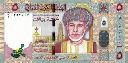 OMAN 2010 5 Rial - P044  Neuf UNC - Oman