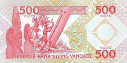 VANUATU  P. 5c 500 V 2006 UNC - Vanuatu