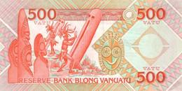 VANUATU  P. 5b 500 V 1999 UNC - Vanuatu
