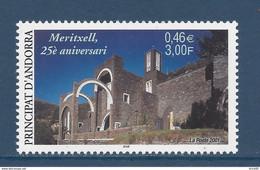 ⭐ Andorre Français - YT N° 552 - Neuf Sans Charnière - 2001 ⭐ - Neufs