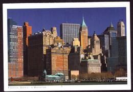 AK 005177 USA - New York City - Financial District In Manhattan - Manhattan