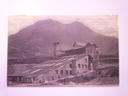 2021 - 1179  VALLE De ARAN  :  BOSOST  -  Fabricas De ZINC   1922   XXX - Lérida