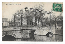 Lille   Porte D'eau - Lille